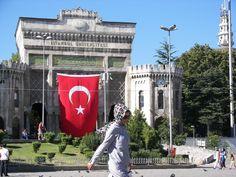 Universidad de Estambul #estambul #turquía