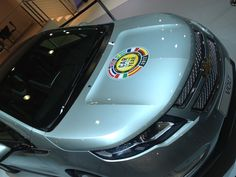 Chevy Volt at istanbul AutoShow 2012 - Photo by Mehmet Subasi