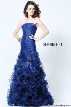 Sherri Hill 9411 at Prom Dress Shop