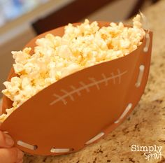 football fun for kids great activity for game day