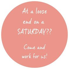 We are looking for Saturday sales stars for our Auckland and Christchurch stores.  If this sounds like you email your CV to sarah@shutthefrontdoor.co.nz  #saturdayjob #staffwanted #hiringnow #shutthefrontdoorstore