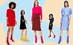 Knallige Sock-Boots: Stiefeletten sehen diesen Herbst genau so aus
