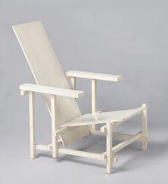 Resultado de imagen para sillas diseño gerrit rietveld
