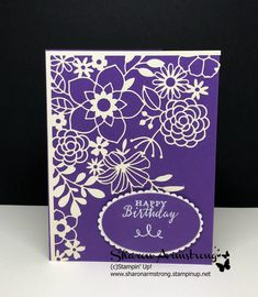 My Best Tips for Using Delightfully Detailed Specialty Paper are here! This Birthday card uses delightfully detailed specialty designer series paper. Laser Cut Paper, Disney Cards, Specialty Paper, Stampinup, Stamping Up Cards, Cards For Friends, Color Card, Cute Cards, Easy Cards