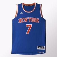 fb60007d3441 adidas - New York Knicks Swingman Jersey