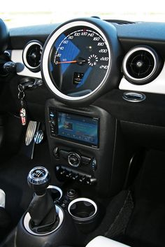 mini cooper s aftermarket stereo - Google Search