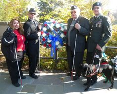 The Blinded Veterans Association (BVA) is an organization of blinded veterans helping blinded veterans.