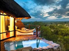 Leopard Hills Lodge in Sabi Sands, South Africa