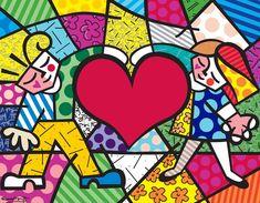 Bright Pop Art launches for the first time in Britain | Grosvenor Shopping Centre -  Romero Brito