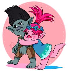 Troll love by TaleDemon.deviantart.com on @DeviantArt