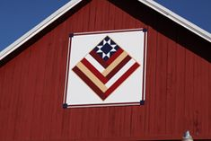 Americana: Shawano Country Chamber of Commerce > Barn Quilts of Shawano Country - Wisconsin