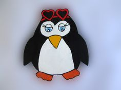 Imãs de geladeira / Magnets - Pinguim 35