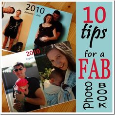 10 tips for a fab photo book.   Currently taking my own advice and making some more. Just do it!