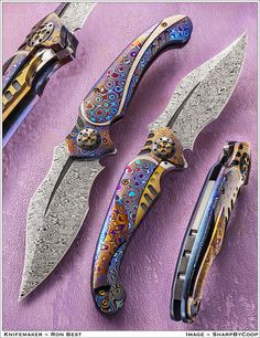 Photos SharpByCoop • Gallery of Handmade Knives - Page 55