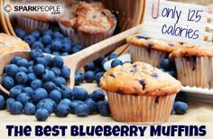 Better than Store-Bought: Blueberry Muffins