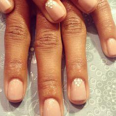 #classynails #nailart #nails #nudenails #atx #austin #gemininailsandmakeup