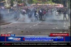 Economistas Plantena Crisis De Venezuela Podía Presentar Riesgos En El Suministro De Petroleo Para RD