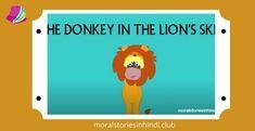 दोस्तों, आज जो कहानी सुनाने जा रहा हूं उसका नाम है The Donkey In The Lion's Skin । यह एक Moral Stories in Hindi for Class 7 का कहानी है….आशा करता हूं ... Read more Moral Stories In Hindi, The Donkey, Morals, Lions, Family Guy, Fictional Characters, Lion, Morality, Fantasy Characters