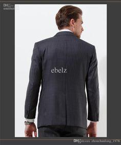 Wholesale cheap men's suits online, gender - Find best 2016 newest gentleman style business four buttons suits(jacket+pants+vest+tie)…