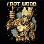 I Got Wood New T-Shirt