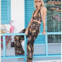 Spell and Gypsy Collection Jumper See pic 4 Spell & The Gypsy Collective Pants Jumpsuits & Rompers