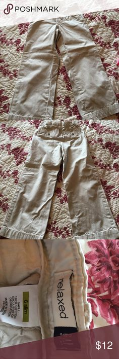 Khaki Pants Excellent condition GAP Bottoms Casual