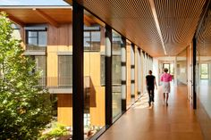 2014 AIA COTE Top Ten Winner: The David and Lucile Packard Foundation Headquarters - EcoBuilding Pulse. This LEED platinum building uses WoodTrends Acoustical Ceiling System! See the product here: http://bit.ly/1jMiSKZ