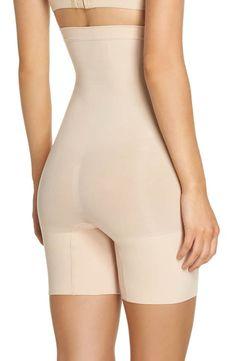2866ebc5256c0 SPANX® Higher Power Mid-Thigh Shaping Shorts (Regular   Plus Size)