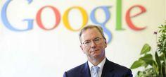 Eric Schmidt, Google'dan Pentagon'a Geçiyor!