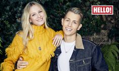 Exclusive: James McVey reveals he's engaged to Kirstie Brittain - and Harry Redknapp had a part to play Vamps Band, The Vamps, Harry Redknapp, Photo Grouping, Girlfriends, Bands, Leather Jacket, Celebrity, Entertainment
