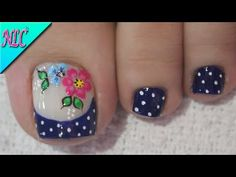 Cute Toe Nails, Cute Toes, Bolo Flash, Cute Animal Photos, Toe Nail Designs, Pedicure, Nail Polish, Lily, Nail Art
