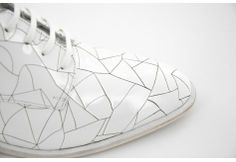 upper shoes woman robert clergerie richelieux white xuzc