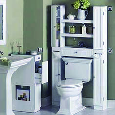 Stunning Ideas for a over the toilet storage houzz only in shopyhomes.com