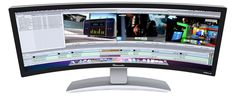 CRVD Curved Display