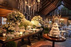 decoracao casamento classico patu anu