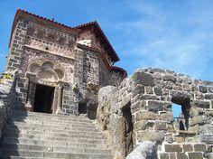Saint-Michel d'Aiguilhe Chapel, Le Puy-en-Velay, FranceLePuy 117 | Flickr - Photo Sharing!
