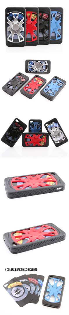 iPhone 4/4S Hot Wheels Case  http://www.usbgeek.com/products/iphone4s-hot-wheels-case