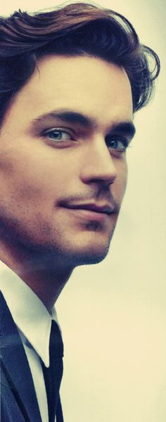 Matt Bomer- never get tired of looking at this face...What a doll can we clone him to get a heterosexual likeness to share???? please!!! ❣