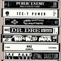 Old School Art, Old School Music, Hip Hop Tattoo, Hip Hop Lyrics, Arte Hip Hop, Hip Hop Party, Hip Hop Quotes, Tatuagem Old School, 90s Hip Hop