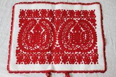 ICIRI・PICIRIの小さな窓の画像 Embroidery Stitches, Embroidery Patterns, Stitch Patterns, Textile Patterns, Textiles, Hungarian Embroidery, Color Shapes, Chain Stitch, Colours