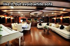 like this a lot but avoid this white on sofas