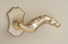 Telluride door handle and rose  #equestrian