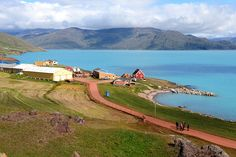 View over Qassiarsuk / Brathalid in South Greenland   Flickr - Photo Sharing!