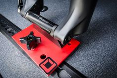 OSV Fork Mounts - Outside Van