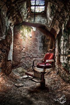 Eastern State Penitentiary (ESP) Philadelphia