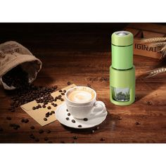 Amazon.de: [Reddot Award] STARESSO Manuelle Kaffeemaschine Hand Espressomaschine…