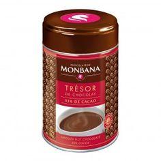 Trésor de Chocolat Monbana 250 g čokoláda do mléka
