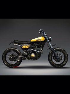 Xt 600 99 a 2004 scrambler motard Xt 600 Scrambler, Cafe Racer Motorcycle, Motorcycle Design, Bike Design, Honda Dominator, Tracker Motorcycle, Moto Bike, Cruisers, Enduro Vintage