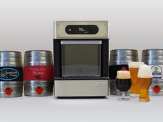"PicoBrew Returns to Kickstarter With Craft Beer Brewing Appliance ""Pico""; Surpasses $200,000 in Nine Hours"