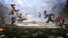 #Paragon: Fun to Play, Stressful to Tolerate #3rdView #T3 https://thisthatthe3rd.com/2016/08/16/paragon-fun-to-play-stressful-to-tolerate/